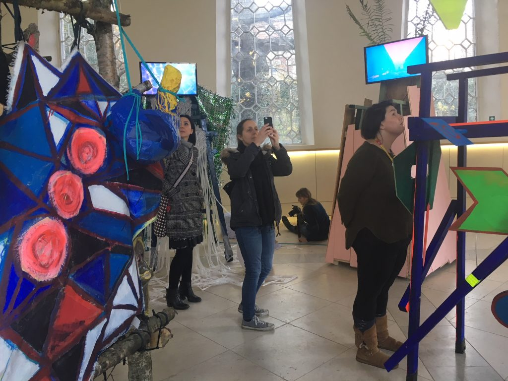 tmtyl II A show view 1